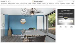 Capture ecran Ctendance.fr